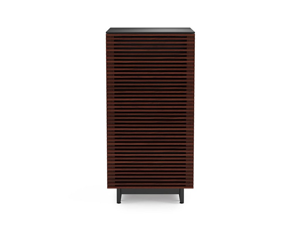 BDI Corridor 8172 Audio Tower (Chocolate Stained Walnut)