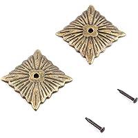 100pc Vintage Upholstery Nails Etiquetas Metálicas Decorativas Tack