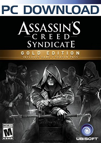 Assassin's Creed Syndicate - Gold Edition - PC [Download Code] by Ubisoft