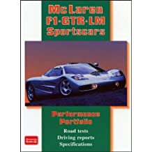 McLaren F1 GTR LM Sportscars Performance Portfolio