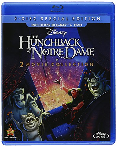 The Hunchback of Notre Dame / The Hunchback of Notre Dame II (3-Disc Special Edition) (Blu-ray / DVD) by Walt Disney Studios Home Entertainment by Kirk Wise Gary Trousdale