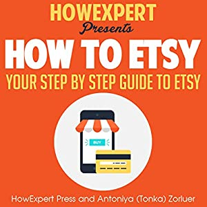 How to Etsy Audiobook