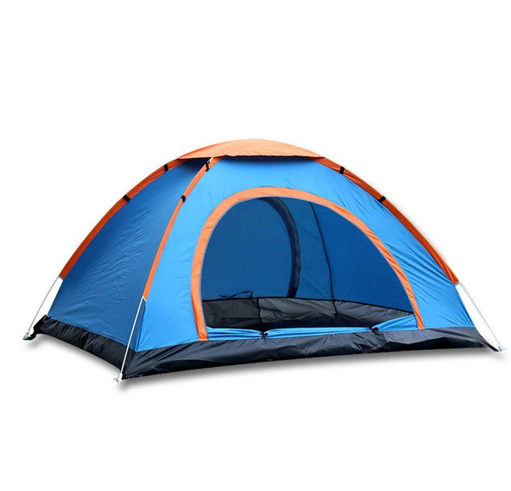 MMTC Outdoor-Zelt 2 Personen Single-Layer-Doppeltür Automatische Zelt Doppel-Camping Camping Hand Werfen Konto