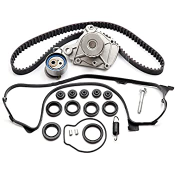 Amazon Com Gates Tckwp312 Engine Timing Belt Kit With Water Pump