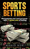 Learn How To Make Money And Find Your Way To Financial Freedom With Betting On SportsDid you know that through a longer period, over 95% of all bettors end up as losers? Did you know that as many as 97% of all bets collected by sports bookmakers are ...