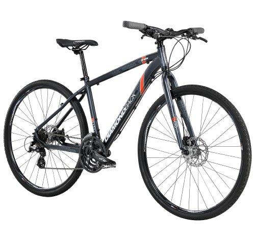 Diamondback Bicycles 2014 Trace Dual Sport Bike with 700c Wheels