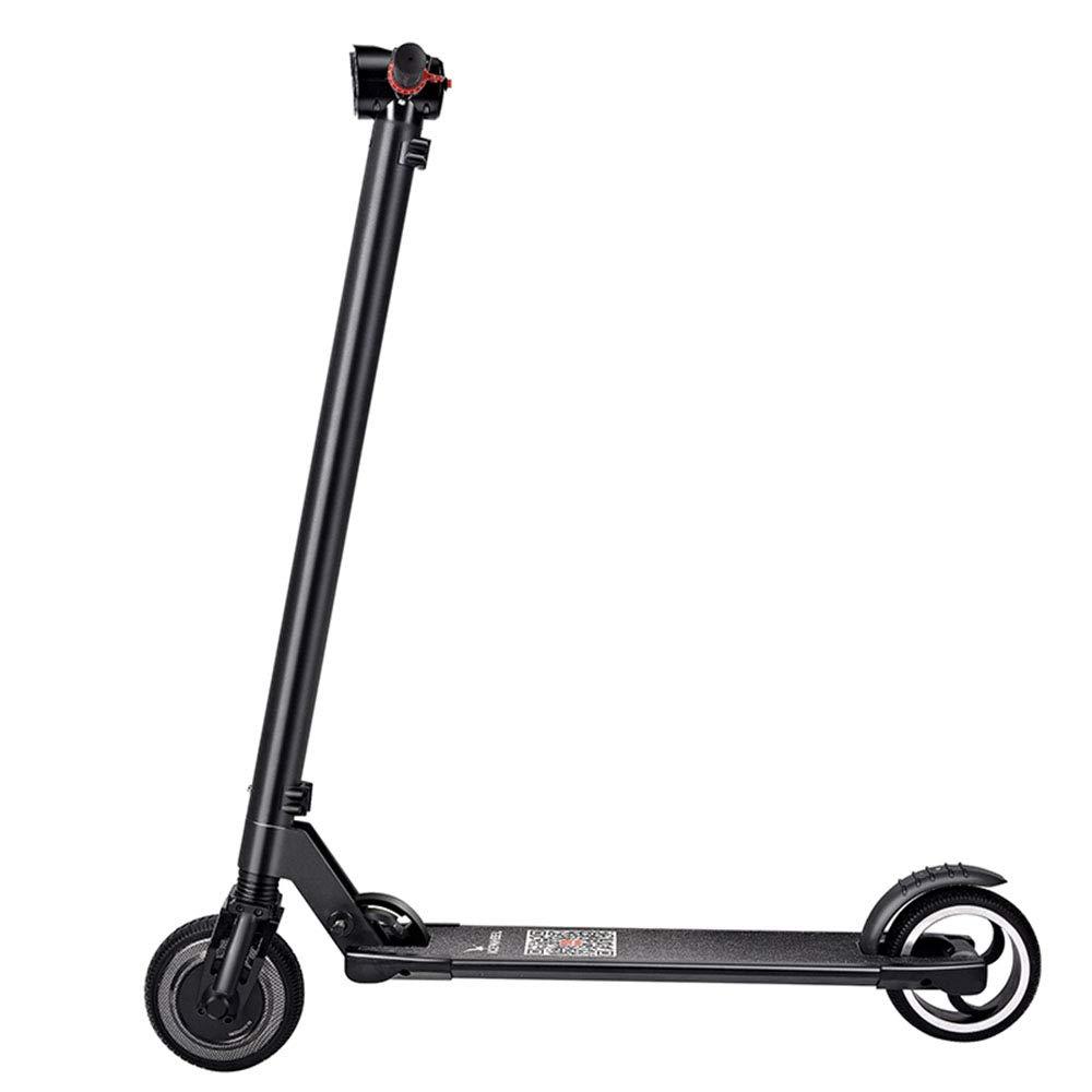 Huoduoduo Bicicleta, Scooter Eléctrico, Frente Y Doble Amortiguador Trasero, Marco Ligero De Aleación De Aluminio, Neumático Antideslizante, La Potencia Total Puede Conducir 25 Km