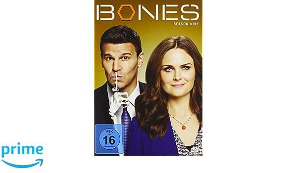 Bones - Season Nine [Alemania] [DVD]: Amazon.es: Emily Deschanel, David Boreanaz, Michaela Conlin, Eric Millegan, T. J. Thyne, Jonathan Adams, Tamara Taylor ...