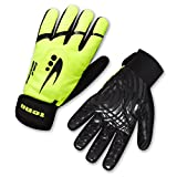 Tenn Unisex Cold Weather Plus Gloves - Hi-Viz Yellow - XS (Womens: M/L)