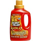Wildlife Research 1249 Gold Clothing Wash Scent Killer 32 OZ