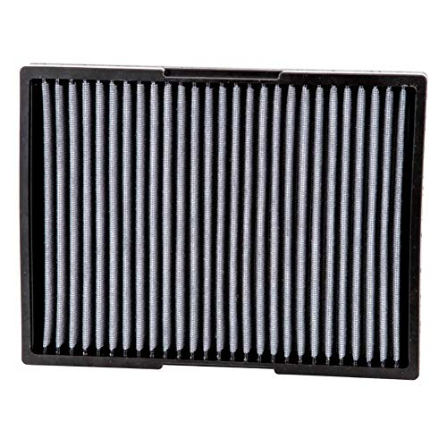 (K&N VF2013 Washable & Reusable Cabin Air Filter Cleans and Freshens Incoming Air for your Dodge, Jeep, Ram, Chrysler)