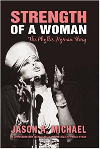 The Phyllis Hyman Story New Book Strength Of A Woman