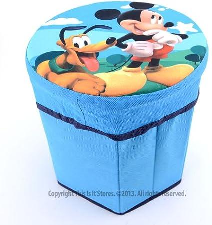 Giocattoli per Bambini Camera da Letto Mickey Mouse 795434 Disney portaoggetti
