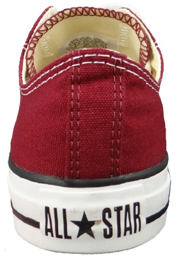 adulto Bassa Unisex Taylor Converse Chuck All Marrone Star Sneakers qnHnYFw1W
