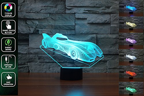 Cool, looking LED Lamp