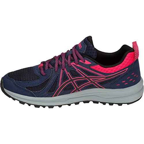 Trail 11 Women's 5 Pixel Peacoat Pink Shoe Running ASICS Frequent 1012A022 Ctxzwq7