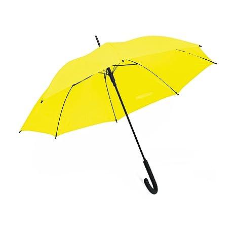 eBuyGB Paragua clásico, amarillo (Amarillo) - 1304108