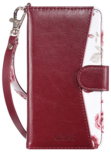 iPhone 6s Case,iPhone 6 Case,ULAK Premium PU Leather Wallet
