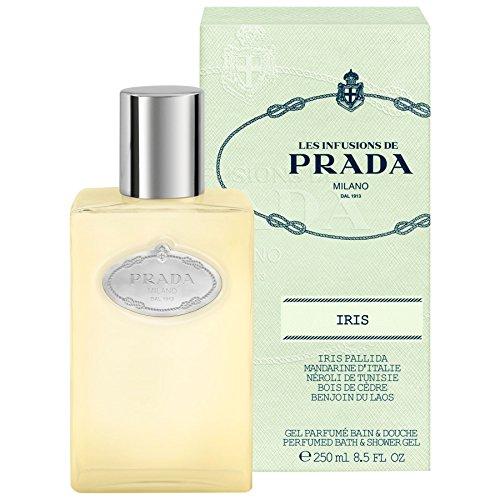 Prada Iris Shower Gel 250ml - Prada Information