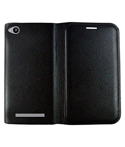 BuyFeb Premium Diary Flip Case Cover for Xiaomi Redmi 4A