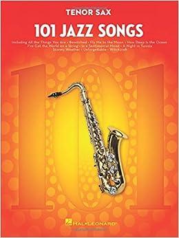 'OFFLINE' 101 Jazz Songs For Tenor Sax. Reserve noche domestic ataque Nurse