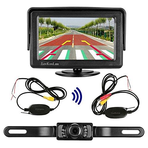 wireless car rear view camera kit - 6