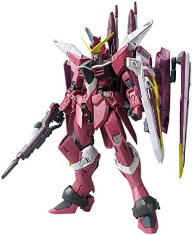 Gundam Seed Justice Gundam MG 1:100 Scale Figure