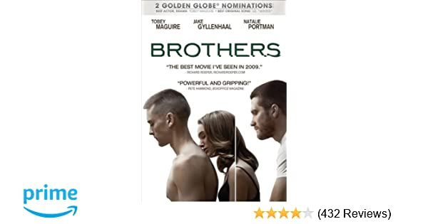 Amazon com: Brothers: Jake Gyllenhaal, Tobey Maguire