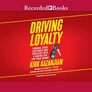 Driving Loyalty Audiobook