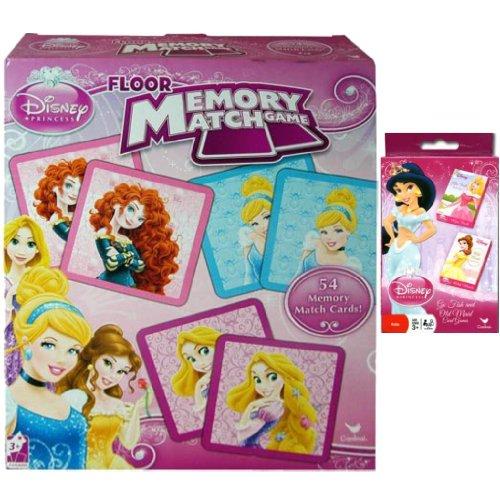 Disney Princess Holiday Game Gift Set For Kids 1