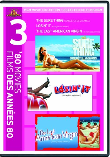 The Sure Thing / Losin It / Last American Virgin (MGM 3 80's Movies) ()