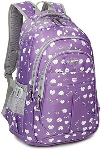f0a472b7b1e 7 bình luận. Từ Mỹ. Goldwheat Girls School Bag Bookbag Backpack Outdoor  Travel Bag for Elementary Middle School
