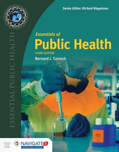 Essentials Of Public Health - Third Edition (Essential Public Health)