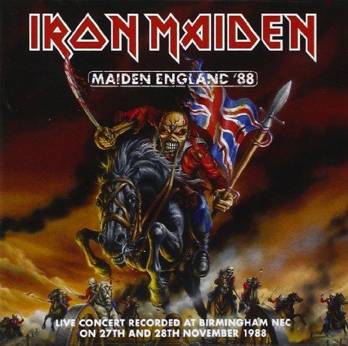 Iron Maiden: Maiden England '88 (Audio CD)