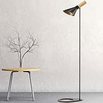 E27 - Lámpara de pie IP20 - Lámpara de pie Modern techo ...