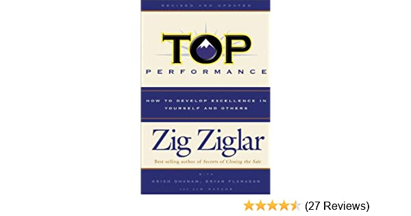 top performance ziglar zig