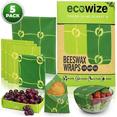 Beeswax Food Wrap Set