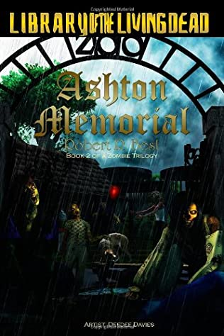 book cover of Ashton Memorial