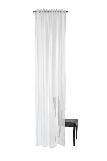 Amazon De Homing Vorhang Mit Verdeckten Schlaufen Lisa 245 X 140