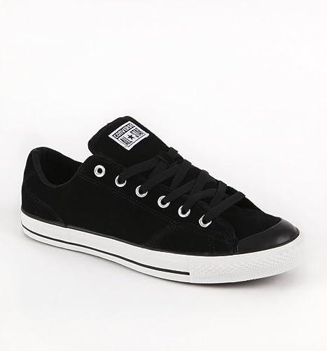 ef48837567e Converse Men s CT LS OX Black White Skateboarding Shoe 129733C (US ...