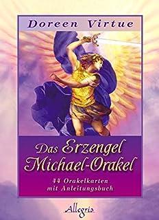 Das Erzengel Raphael Orakel Kartendeck Amazon De Doreen Virtue