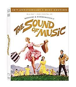 Cover Image for 'Sound of Music 50th Anniversary Ultimate Collector's Edition'
