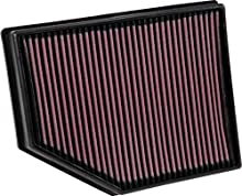 K&N 33-3055 Filtro de aire, rosso