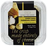 Kitchen Table Bakers Kitchen Table Bakers Everything Gourmet Parmesan Cheese Crisps, 3 Ounce