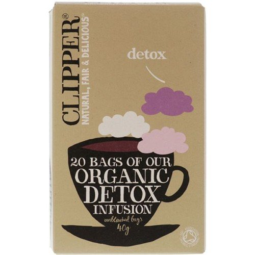 Clipper - Organic Detox Tea