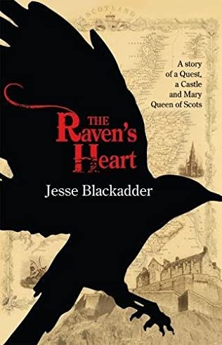 book cover of The Raven\'s Heart