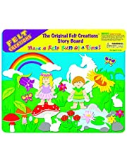 Felt Creations Flower Fairy Felt Story Board