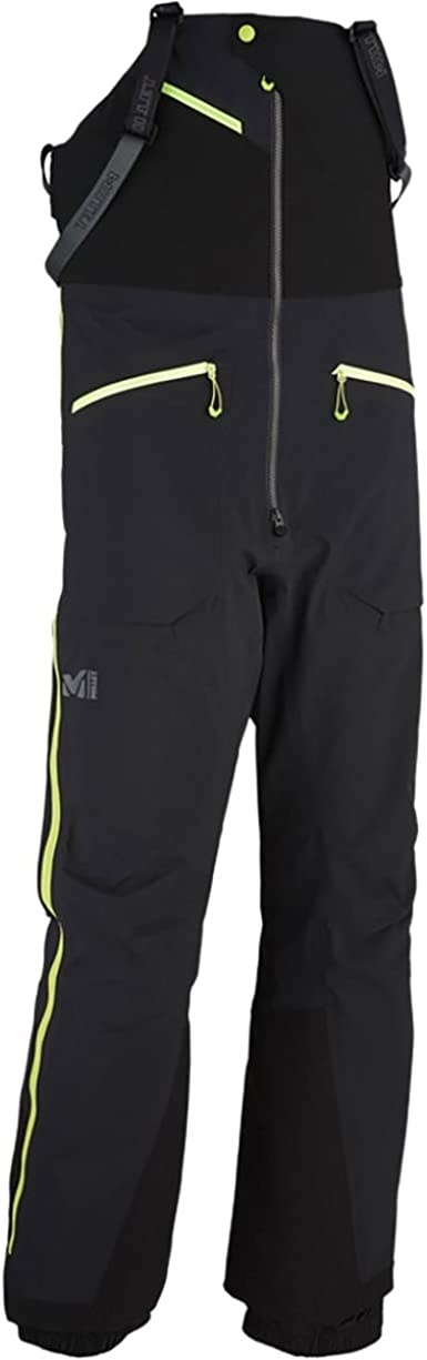 Millet Chamonix K GTX Pro Bib, Cubre pantalón de tela Gore ...