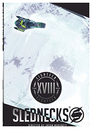 Slednecks 18 Snowmobile DVD