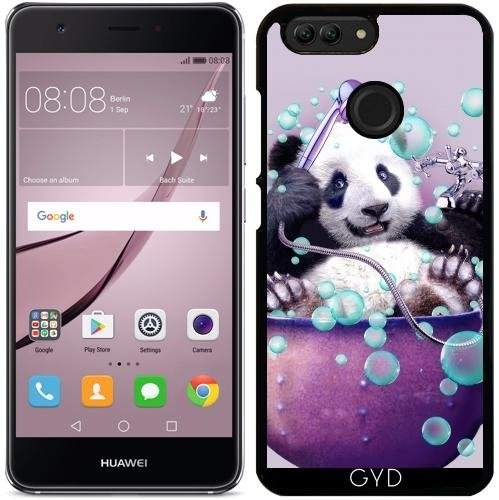 Funda para Huawei Nova 2 - Bubblebath Panda by Adam Lawless
